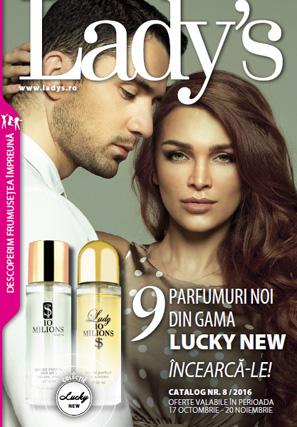 Ladys catalog nou