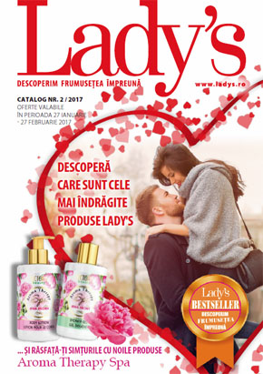 Cosmetice Ladys catalog februarie 2017