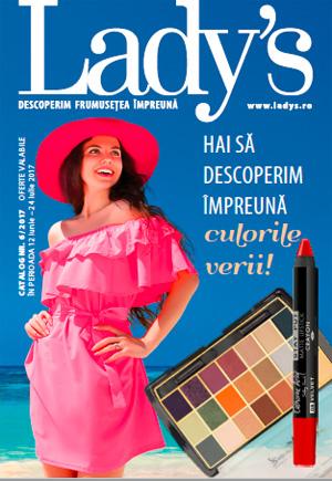 Ladys catalog cosmetice