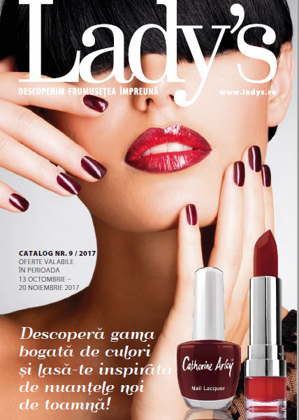 Cosmetice Ladys Catalog octombrie-noiembrie