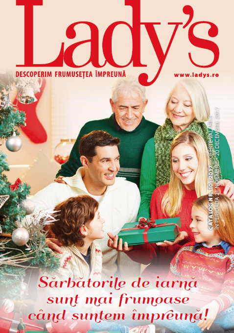 Cosmetice Lady's catalog noiembrie-decembrie